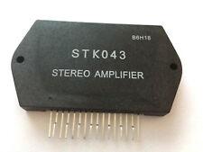 STK043 | Amplifier + Heat Sink Compound | New Original SANYO