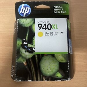 Genuine HP Officejet 940XL Yellow High Yield Ink Cartridge 1.5 More PagesC4909AA