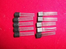 10x BC548C NPN general purpose transistor - Toshiba