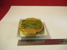Optical Diffraction Grating Copper Plate Pro Laser Optics As Pictured Amp1e B 02