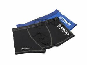 Genuine Yamaha 2020 Mens Blue & Black Racing Underwear
