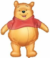 "WINNIE The POOH Bear 37"" AIRWALKER Air Walker Party Mylar Balloon Ballon Globo"