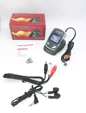 New FM Wireless Audio Transmitter/Receiver: Watch TV,Play DVD/PC Game in Privacy