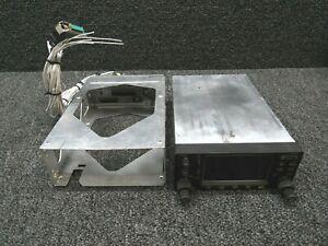011-01060-40 Garmin GNS 430W WAAS GPS / Nav Comm W/ Tray (Volts: 14/28)
