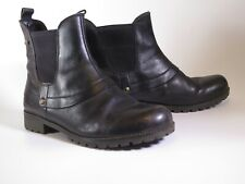 Ladies Clarks Gore-Tex Leather Boots - GTX 7 VYV