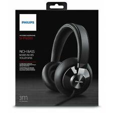 Philips SHP 6000 HiFi Stereo Headphones W/ High Resolution Audio Deep Base