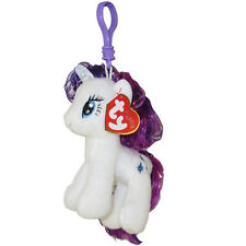 TY Beanie Baby - RARITY w/Glitter Hairs (My Little Pony) (Key Clip - 5 inch)