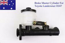 AU Brand New Brake Master Cylinder For Toyota Landcruiser HJ47 HJ60 1980-1984