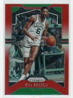 2019-20 Bill Russell 143/299 Panini Prizm Red #21