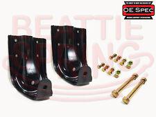 Rear Leaf Spring Rear Hanger Bracket for Chevy GMC Trucks  OE Spec  (Pair)