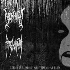 Doominhated / Ringwraith - Tears of Pleasure SPLIT CD