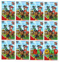 Paw Patrol Loot Bags Favors & Party Bag Fillers Candy Treats Birthday Bags