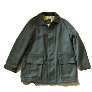 Grenfell Mens Countryman Jacket Tweed Vintage Coat Shooting Hunting