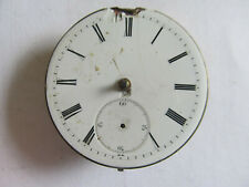 LEVER FUSEE 21 LIGNES POCKET WATCH MOVEMENT HACKING LEVER STOP WATCH