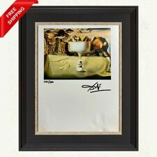 Salvador Dali -Apparition of Face and Fruit,Original Hand Signed Print with COA
