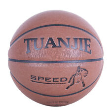 All In Sports Basketball Recreational Ball Official Size 7 Made of Pu Pvc Cowhid
