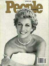 Magazine - Celebrity - People Weekly September 15, 1997 Tribute to Lady Diana