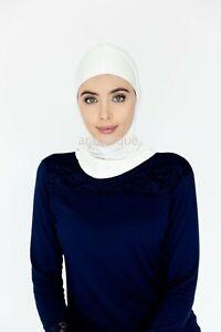 Ninja Under Scarf Bonnet/Hijab - Ninja Style - Cotton/Polyester Blend (Dubai)