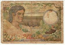 TUNISIE 1000 FRANCS 5/8/1946