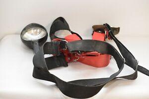Vintage Coon Hunters Hunting Vest with Light.. 52H
