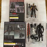Figma 359 Game Berserk Figma 410 Berserk Black Swordman Action Figure