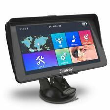 Speed Camera Alerts Jimwey Car Truck Lorry Satellite Navigator with Post Code PO