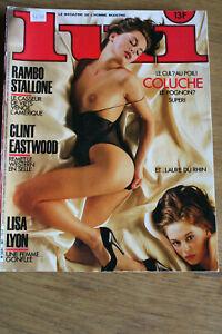 LUI,  N°261  OCTOBRE 1985