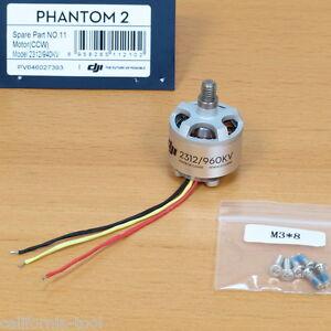 DJI Phantom 2/2 Vision+ Part P2-11 2312 Motor (CCW) OEM -US stock