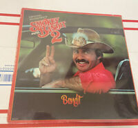 Smokey And The Bandit 2 Soundtrack LP Vinyl MCA Records - Brand New Sealed -