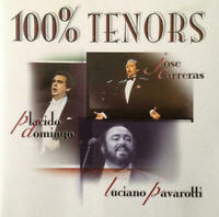 Various - 100% Tenors (CD) (1996)