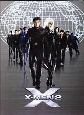 X-MEN 2 - 2003 Japanese movie tie-in magazine - Hugh Jackman Wolverine