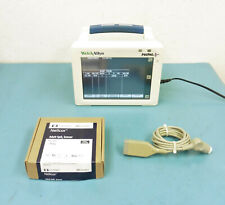 Welch Allyn 246 Propaq CS Patient Monitor w/ Power Supply & Accessories