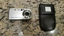 Sony Cyber-shot DSC-P200 7.2MP Digital Camera