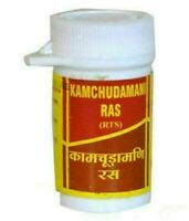 Vyas Pharma, Herbal KAMCHUDAMANI RAS, 1g Men's Health Free Shipping