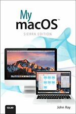 My OS X by Ray  New 9780789757883 Fast Free Shipping..