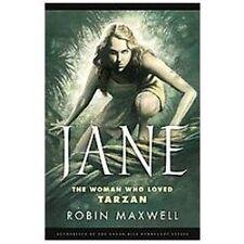 Jane: The Woman Who Loved Tarzan-ExLibrary