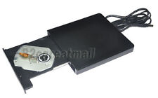 Black USB 3.0 External Blu-ray BD Burner Drive for laptop macbook dell HP Lenovo