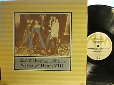 ► Rick Wakeman - The Six Wives of Henry VIII (of Yes)