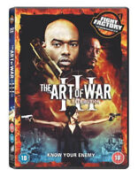 The Art Of War III - Retribution DVD Nuovo DVD (CDR39698)