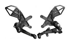 Vortex Adjustable Rearsets Rear Sets Kawasaki ZX10R ZX1000 ZX-10R ZX 1000 ZX10