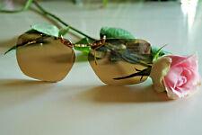 60er True Vintage Sonnenbrille NOS Sunglasses Mid-Century Retro brille 70er 23
