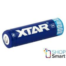 XTAR 14500 AA BATTERY RECHARGEABLE R6 3,7V LI-ION 800MAH LITHIUM 2.96 WH NEW
