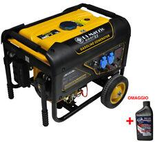 Generatore di corrente 3kw benzina - avviamento elettrico