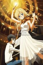 RGC Huge Poster - You Lie in April Anime Poster Glossy Finish - ANI193