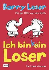 Ich bin (k)ein Loser / Ich bin (k)ein Loser Bd.1 von Barry Loser; Jim Smith NEU