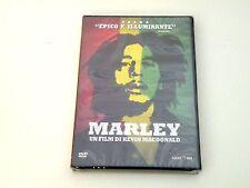 MARLEY - KEVIN MACDONALD - DVD ZONA 2 PAL SOTTOTITOLI IN ITALIANO - NUOVO/NEW