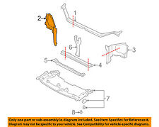 SUBARU OEM 04-05 Impreza Radiator Support-Side Panel Right 53020FE100