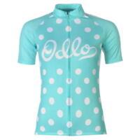 Odlo Ride Jersey Ladies Cockatoo UK 14 (L) Sportswear Top