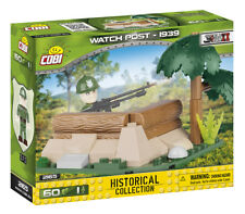 COBI Watch Post 1939 (2165) - 60 elem. - WWII scene elements