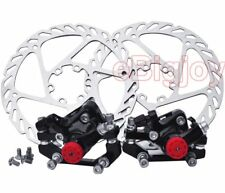 Universal Bicycle Bike Disk Disc Brake Calipers Front F160/R140 Rear F180/R160